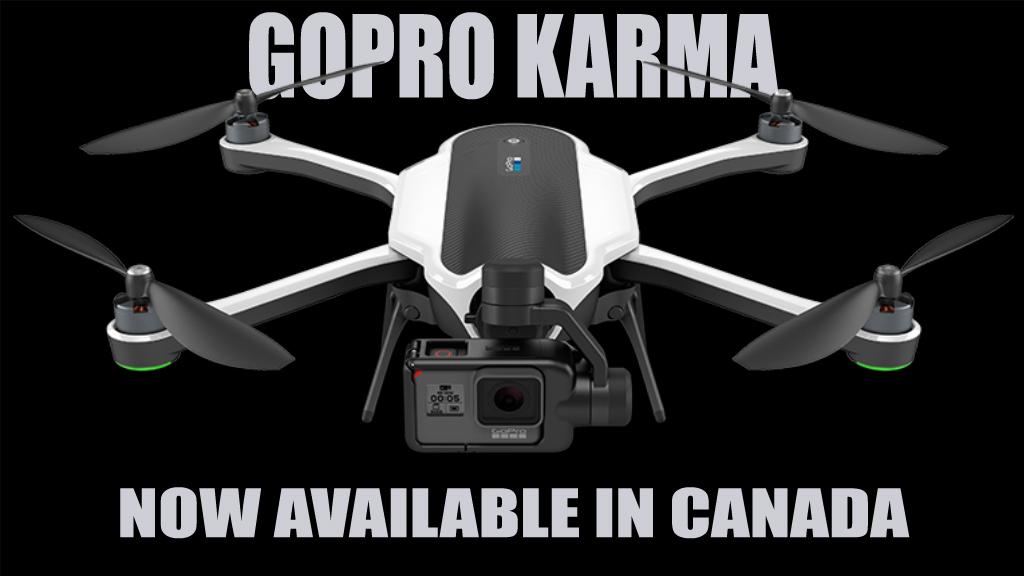 karma drone canada