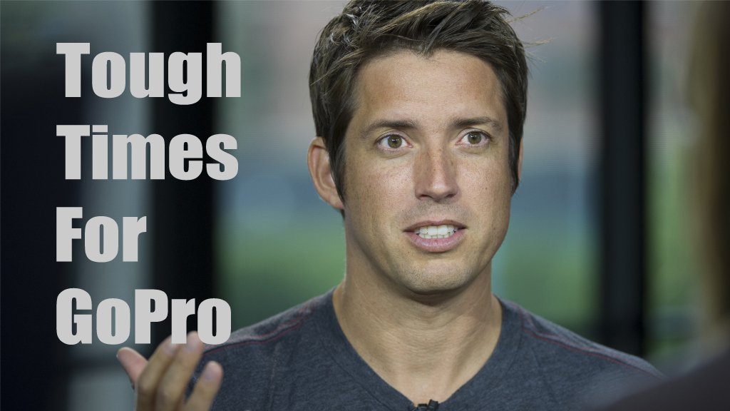 tough times for gopro