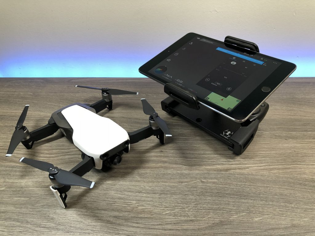 Best Tablet Mount For The DJI Mavic Air How To Use And IPad With