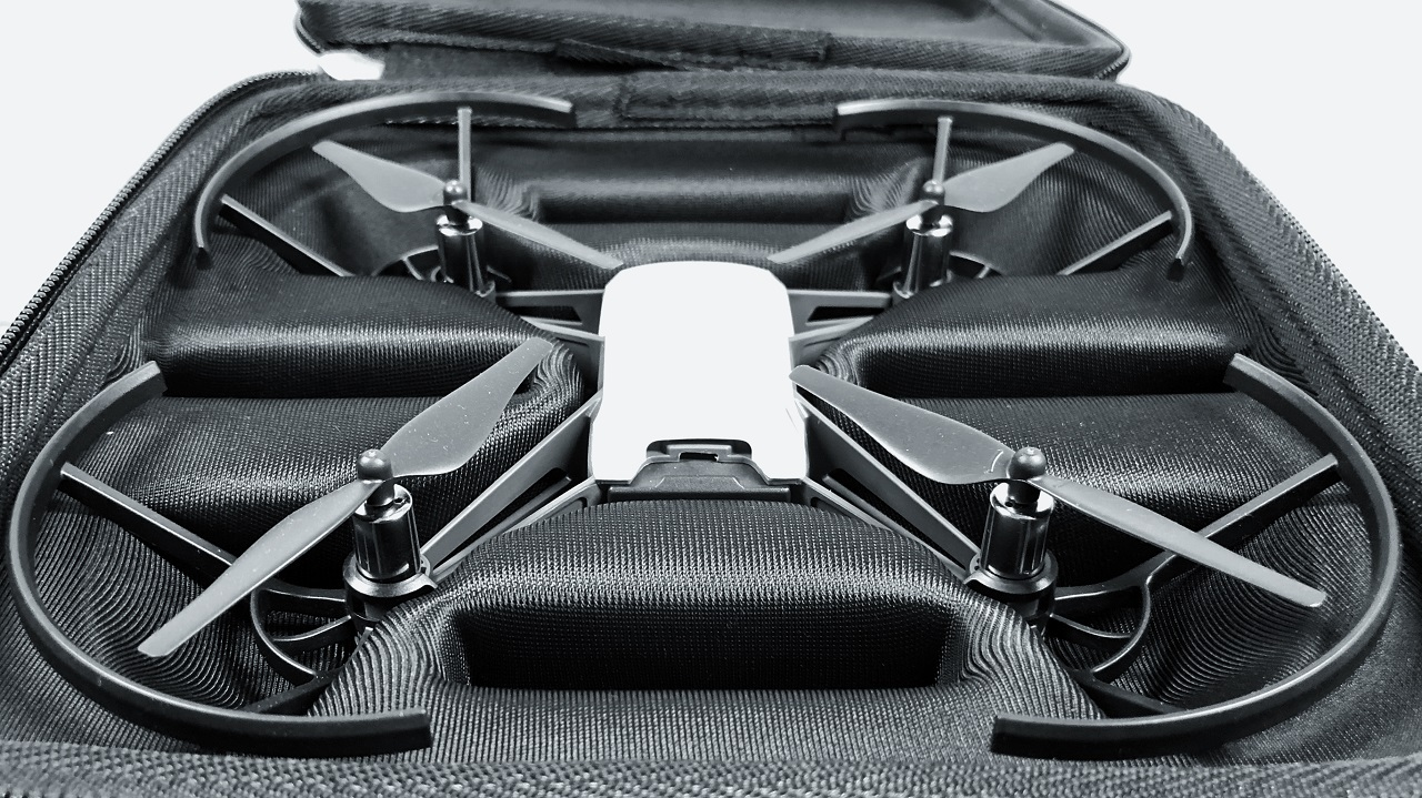 Ryze Tello Drone Case Air Photography GoPro Drones And 360 Cameras