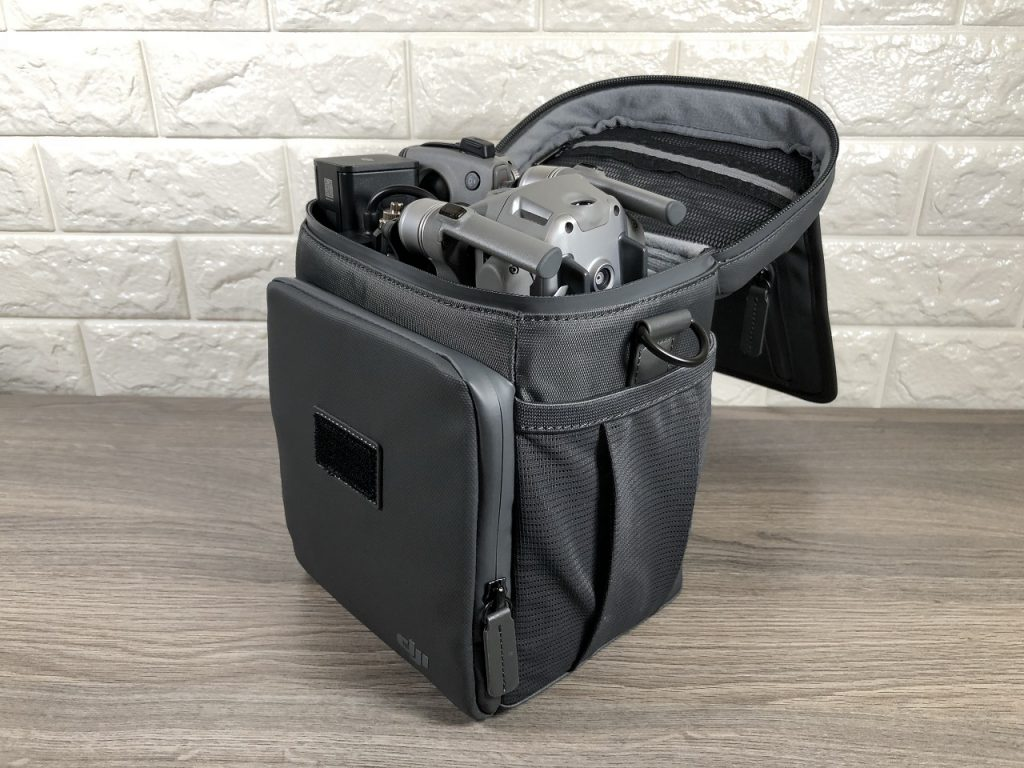 Dji Mavic 2 Pro Fly More Kit Shoulder Bag Review How To